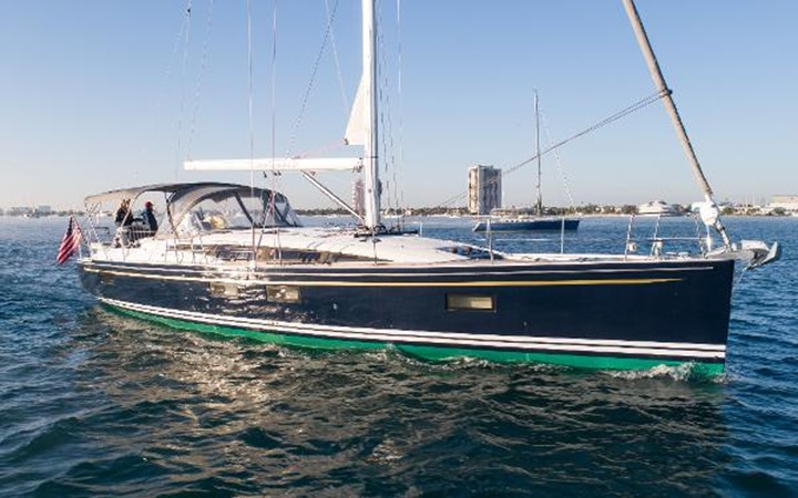 2017 JEANNEAU 54 Cruising/Racing Sailboat 2451703