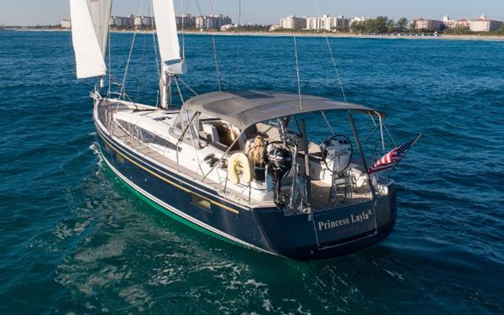 2017 JEANNEAU 54 Cruising/Racing Sailboat 2451711