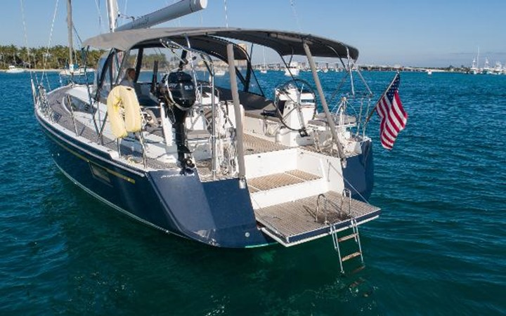 2017 JEANNEAU 54 Cruising/Racing Sailboat 2451713