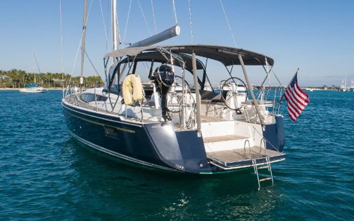 2017 JEANNEAU 54 Cruising/Racing Sailboat 2451714