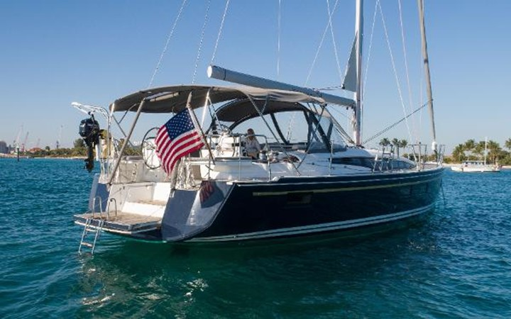 2017 JEANNEAU 54 Cruising/Racing Sailboat 2451715