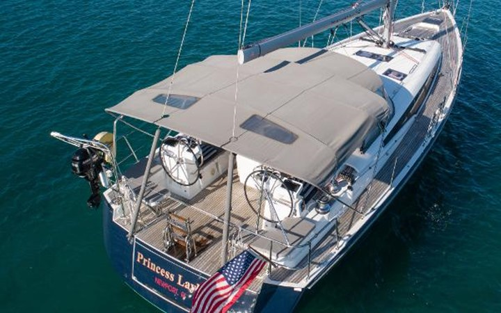 2017 JEANNEAU 54 Cruising/Racing Sailboat 2451720