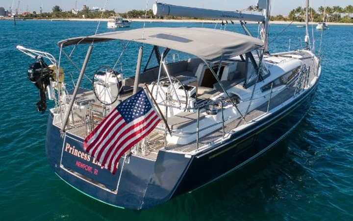 2017 JEANNEAU 54 Cruising/Racing Sailboat 2451721
