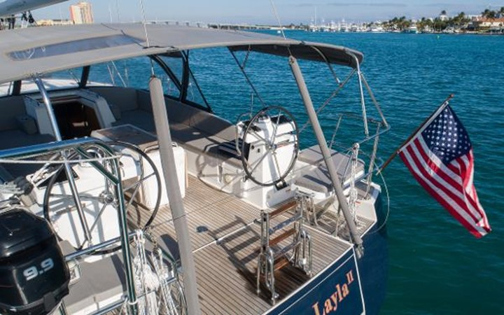 2017 JEANNEAU 54 Cruising/Racing Sailboat 2451723