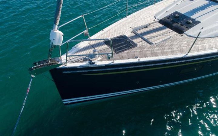 2017 JEANNEAU 54 Cruising/Racing Sailboat 2451762