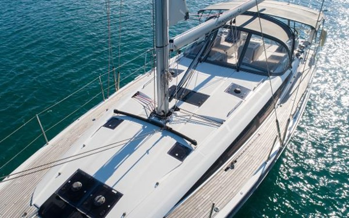 2017 JEANNEAU 54 Cruising/Racing Sailboat 2451768