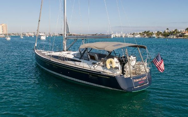 2017 JEANNEAU 54 Cruising/Racing Sailboat 2451771