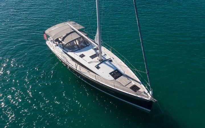 2017 JEANNEAU 54 Cruising/Racing Sailboat 2451774