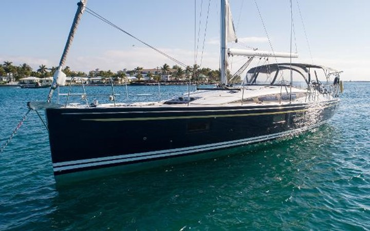 2017 JEANNEAU 54 Cruising/Racing Sailboat 2451775