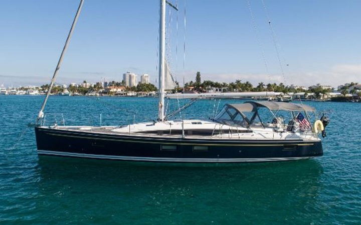 2017 JEANNEAU 54 Cruising/Racing Sailboat 2451777