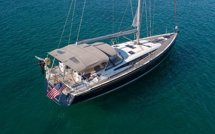2017 JEANNEAU 54 Cruising/Racing Sailboat 2451780