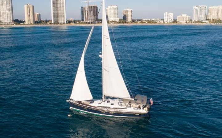 2017 JEANNEAU 54 Cruising/Racing Sailboat 2451783