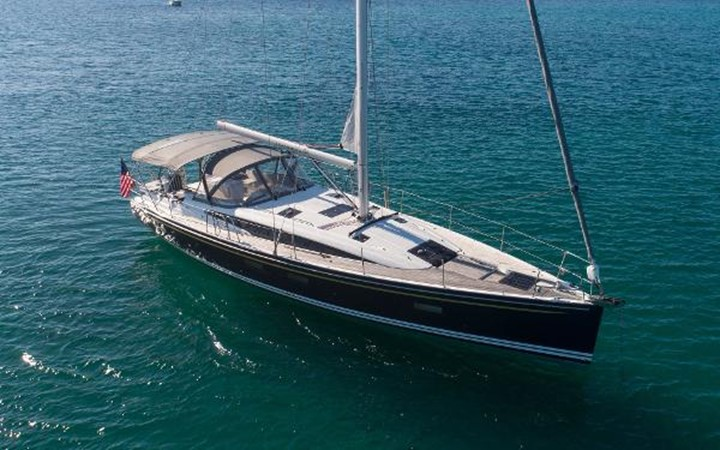 2017 JEANNEAU 54 Cruising/Racing Sailboat 2451785