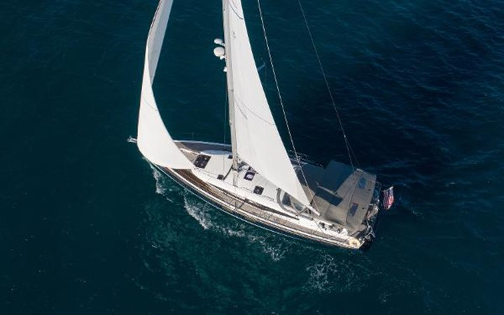 2017 JEANNEAU 54 Cruising/Racing Sailboat 2451786
