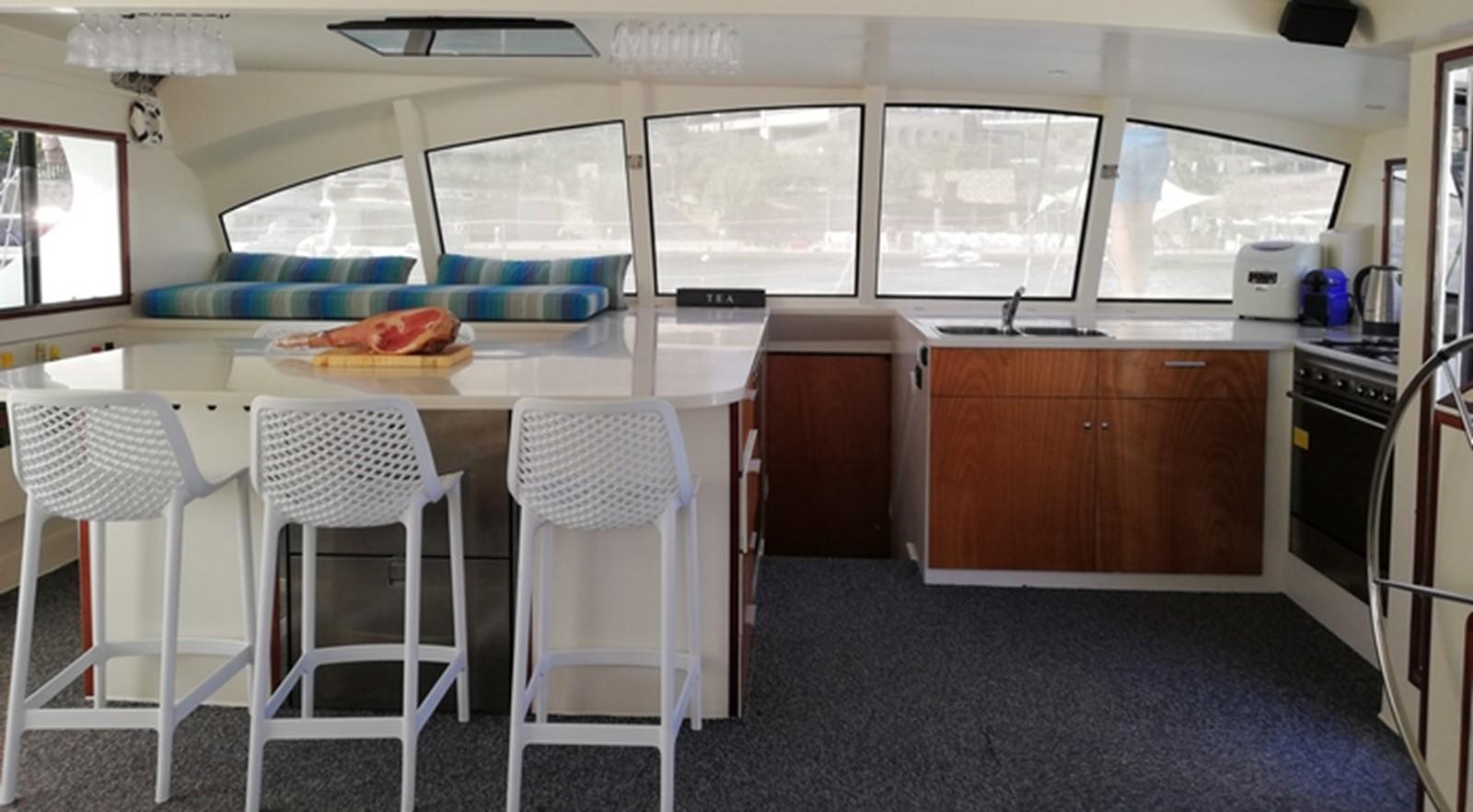 2016 CUSTOM Catamaran DH 550 Catamaran 2451859