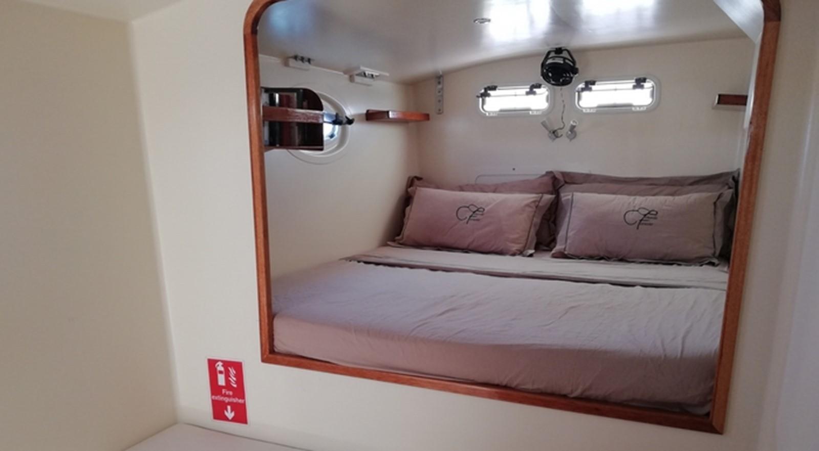 2016 CUSTOM Catamaran DH 550 Catamaran 2451861