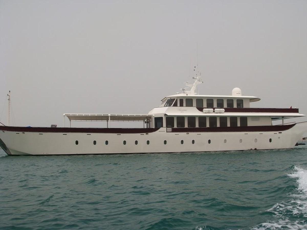 Warsan Yacht for Sale