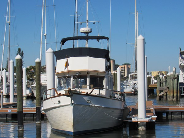 1985 GRAND BANKS Classic Motor Yacht 2452389