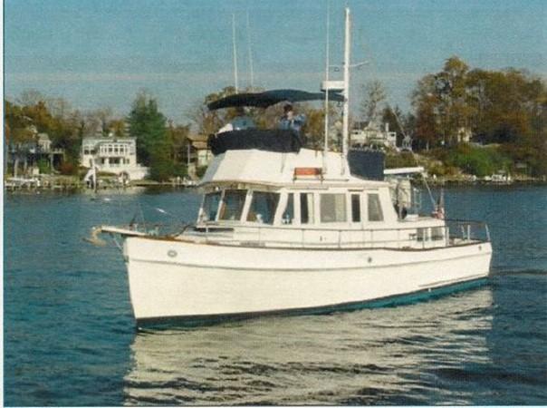 1985 GRAND BANKS Classic Motor Yacht 2452408