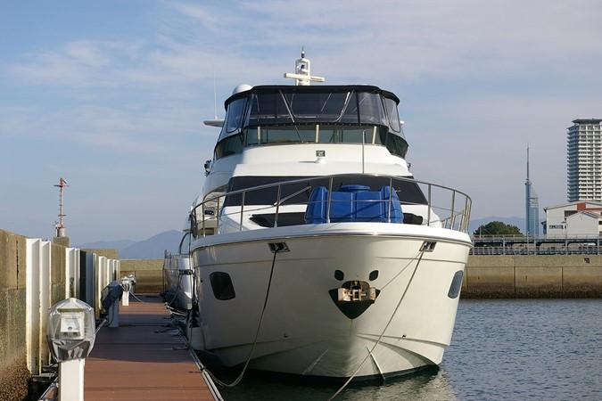 Exterior Azimut 75 2009 2009 AZIMUT  Motor Yacht 2452684