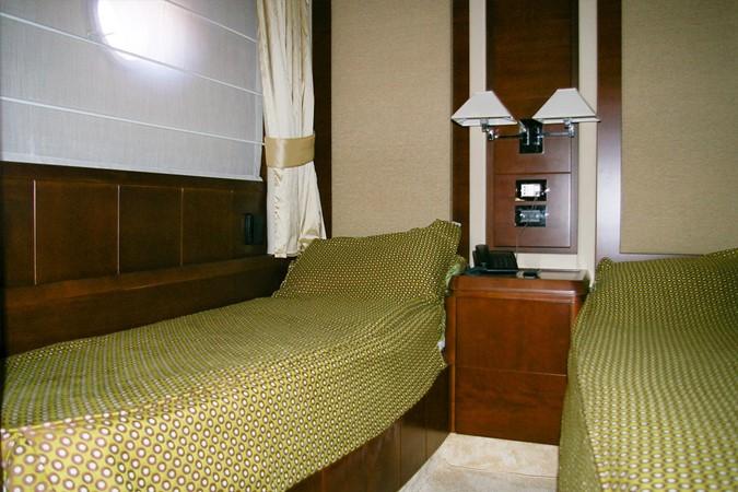 Guest cabin 2009 AZIMUT  Motor Yacht 2452698