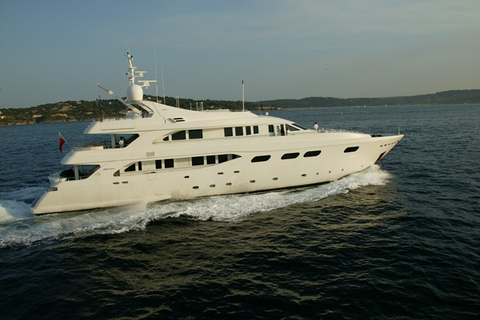 MY Happy Life 2003 ALFAMARINE  Motor Yacht 2457618