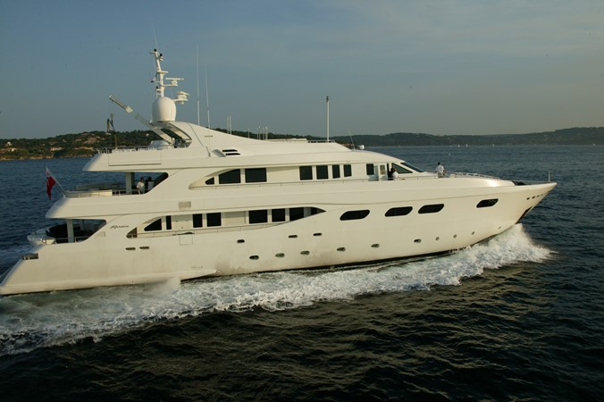 2003 ALFAMARINE  Motor Yacht 2457620
