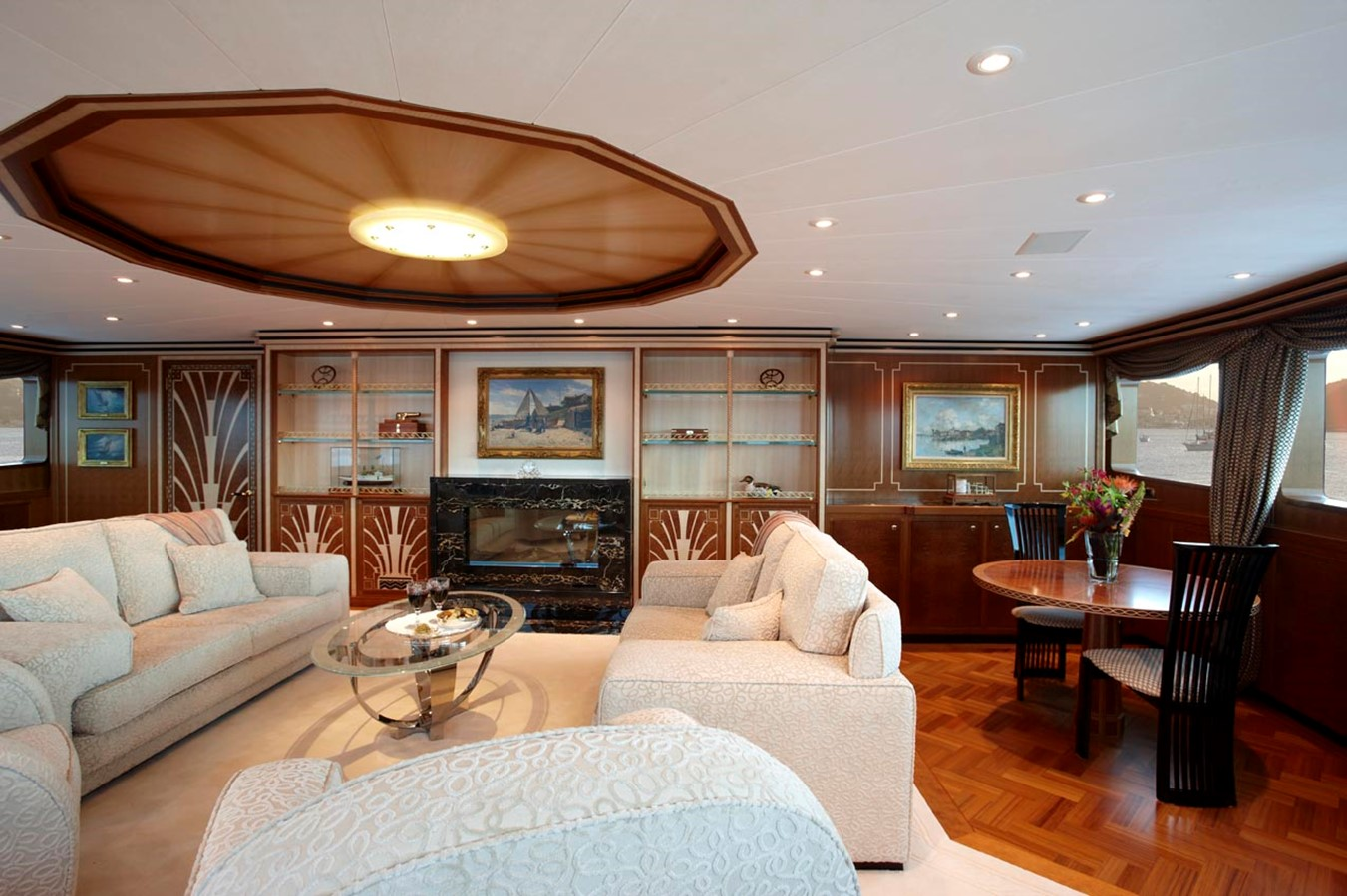 Observation Lounge 2010 FEADSHIP  Motor Yacht 2454511