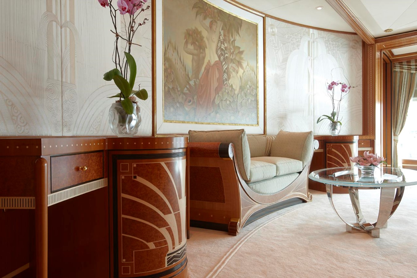 Owner's Stateroom - 223 FEADSHIP For Sale