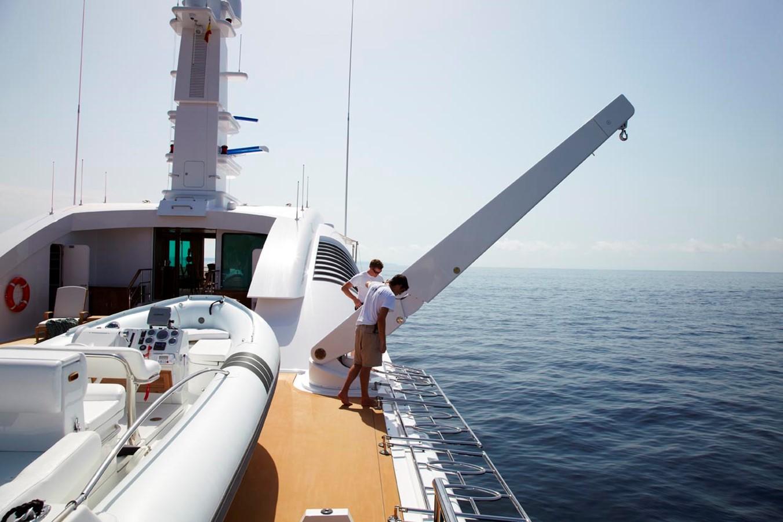 Heli Deck Crane 2010 FEADSHIP  Motor Yacht 2454528