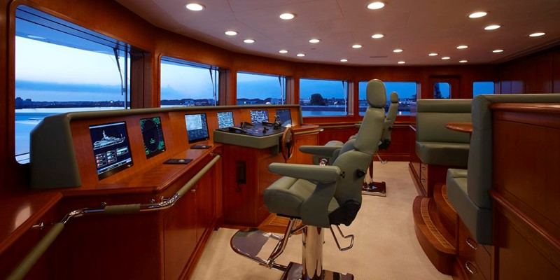 Bridge 2010 FEADSHIP  Motor Yacht 2454514