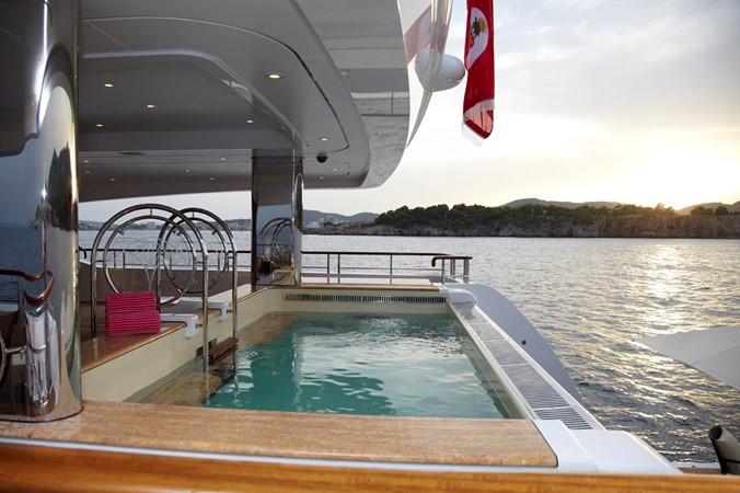Plunge Pool 2010 FEADSHIP  Motor Yacht 2454537