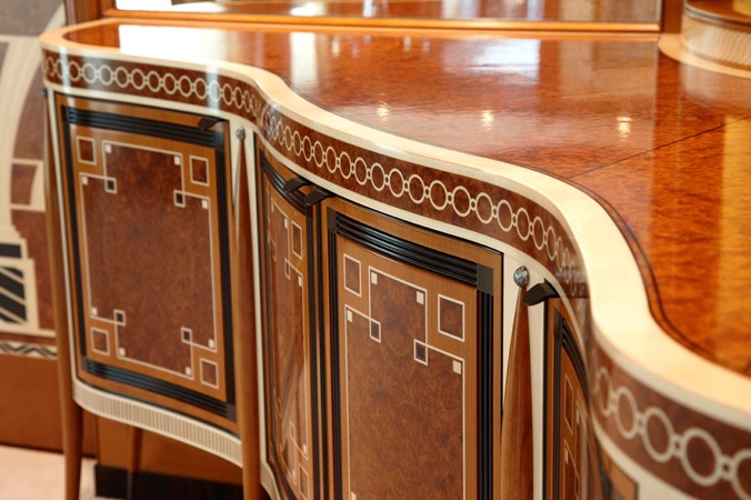 Cabinet Detail 2010 FEADSHIP  Motor Yacht 2454678