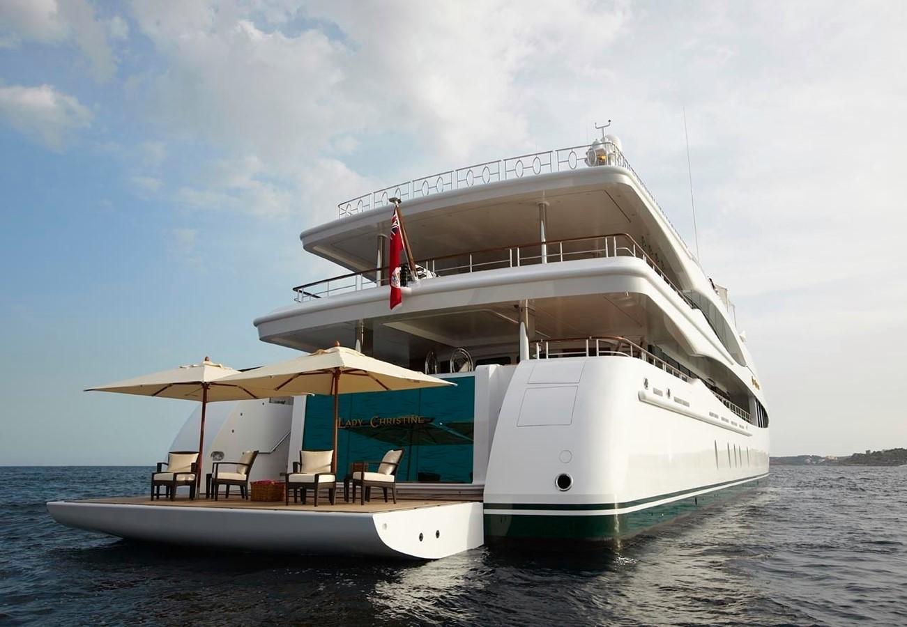 LADY CHRISTINE 2010 FEADSHIP  Motor Yacht 2454891