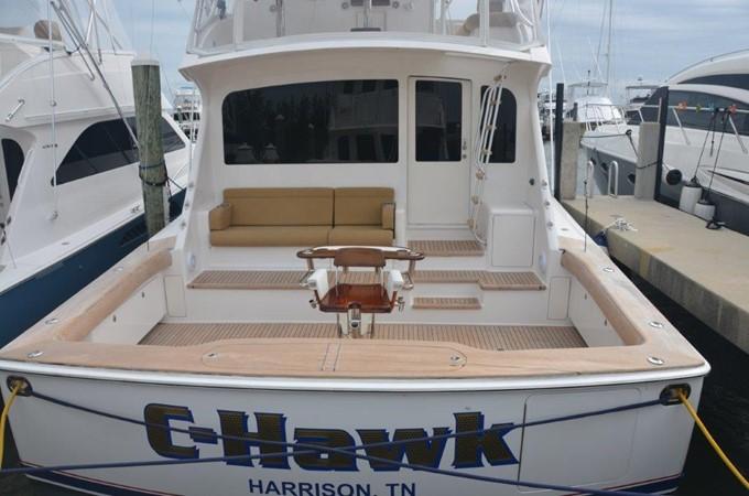 Cockpit 2007 VIKING Convertible Sport Fisherman 2458797