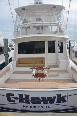 Cockpit 2007 VIKING Convertible Sport Fisherman 2458798