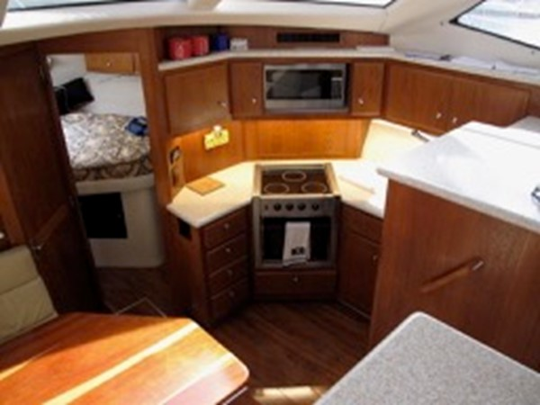 2000 CARVER 406 Motor Yacht Motor Yacht 2456955
