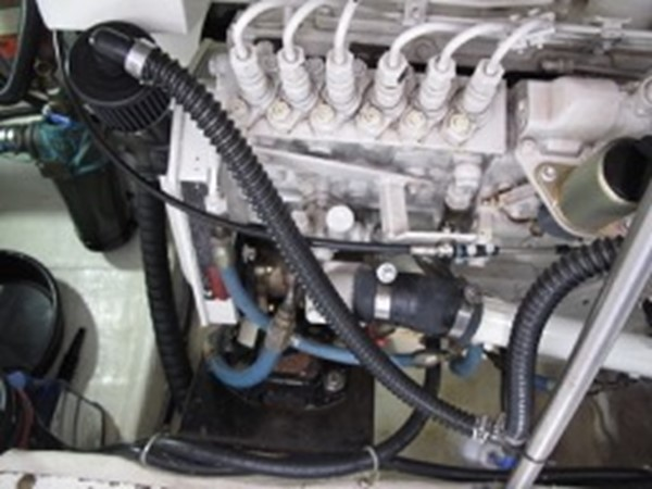 2000 CARVER 406 Motor Yacht Motor Yacht 2456979