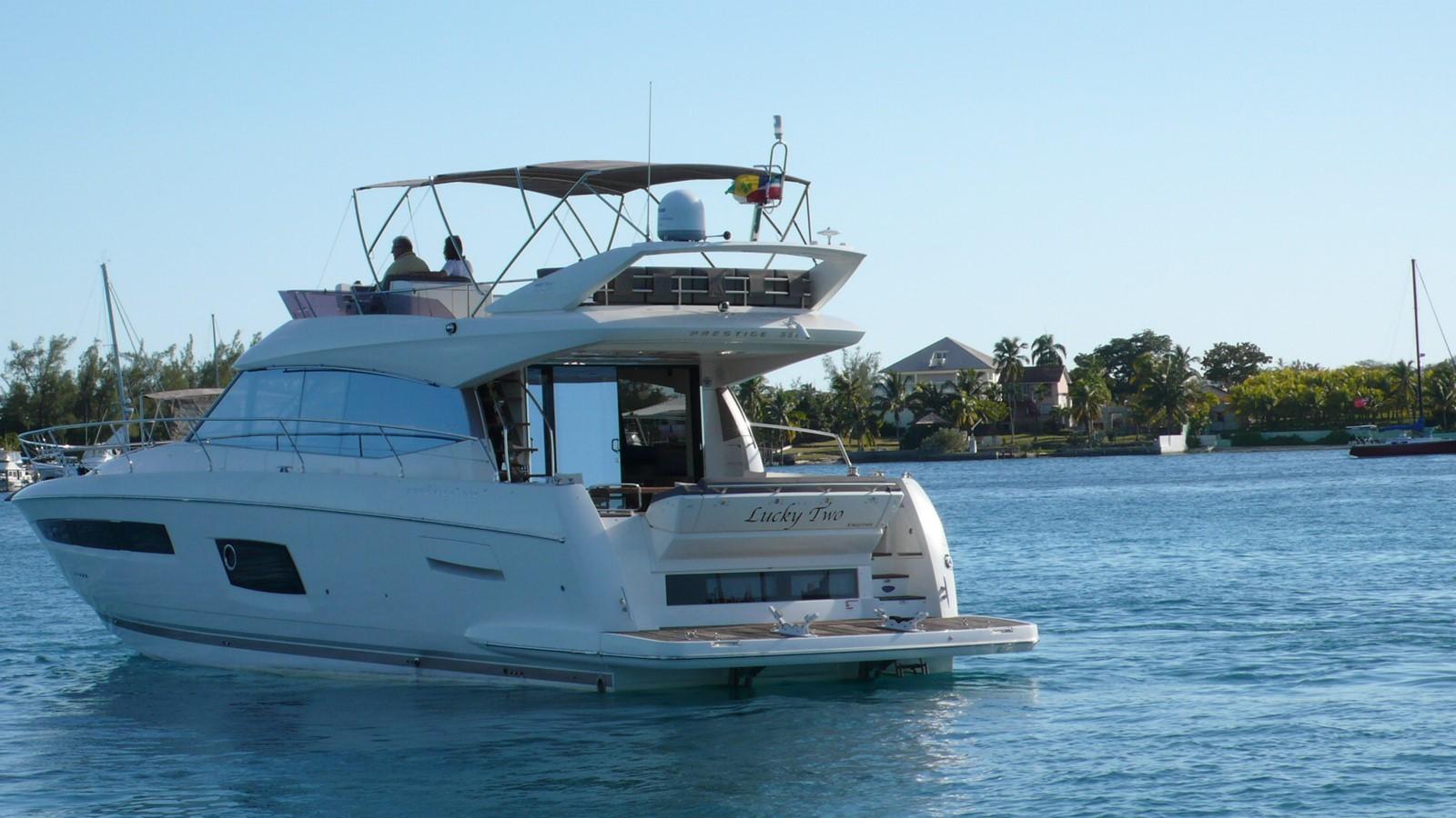2016 PRESTIGE 550 Motor Yacht 2457178