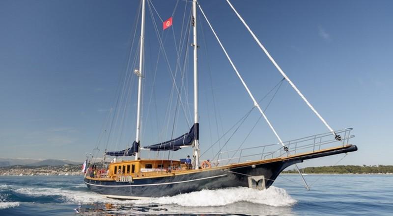 2004 AEGEAN YACHTS Classical Shooner - Full displacement Twin Screw Motor Vessel Cruiser 2458546
