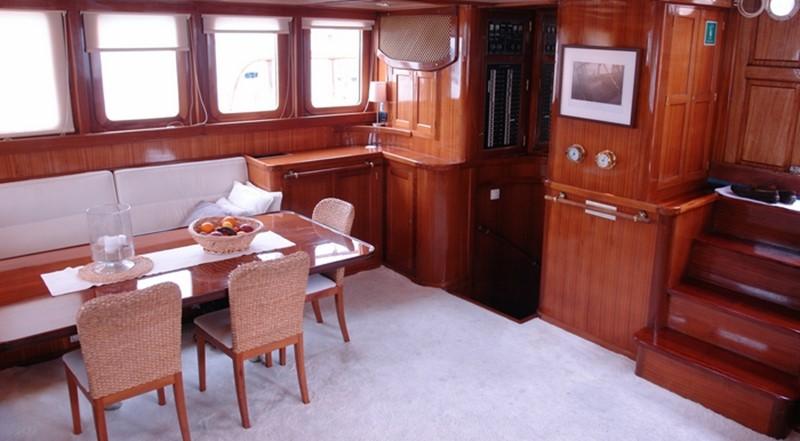 2004 AEGEAN YACHTS Classical Shooner - Full displacement Twin Screw Motor Vessel Cruiser 2458549