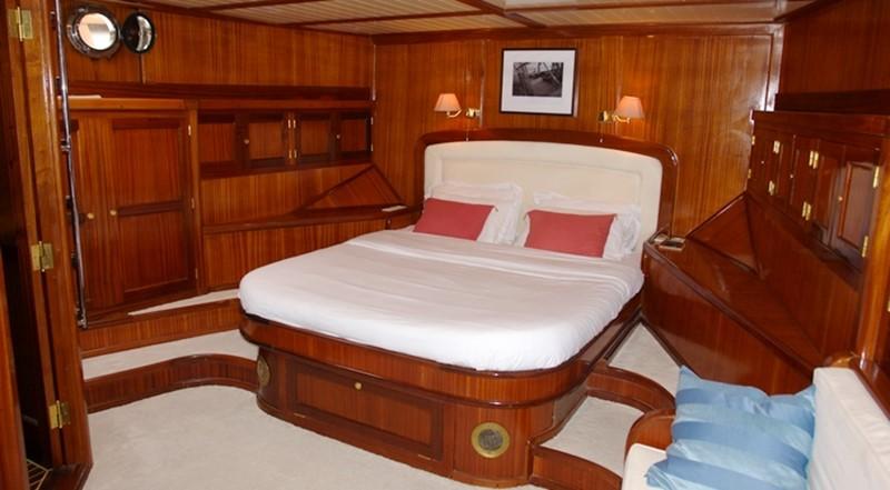 2004 AEGEAN YACHTS Classical Shooner - Full displacement Twin Screw Motor Vessel Cruiser 2458551