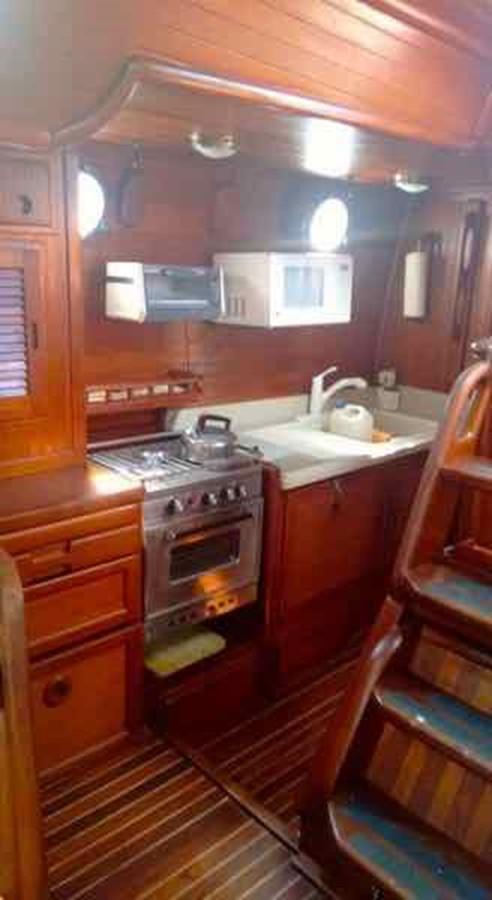 1994 ALDEN / CUSTOM Custom Schooner Schooner 2459827