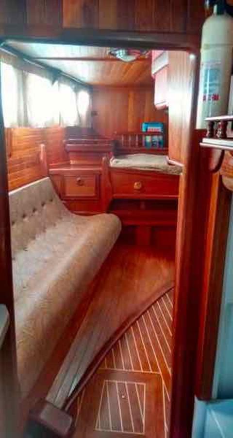 1994 ALDEN / CUSTOM Custom Schooner Schooner 2459829