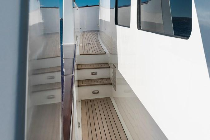 Ext corridor  2007 CUSTOM BUILT  Trawler 2461130