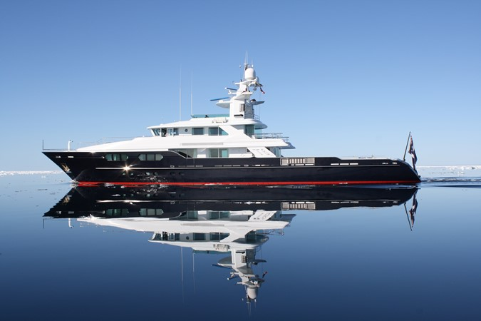 2007 FLYGHTSHIP  Motor Yacht 2554615
