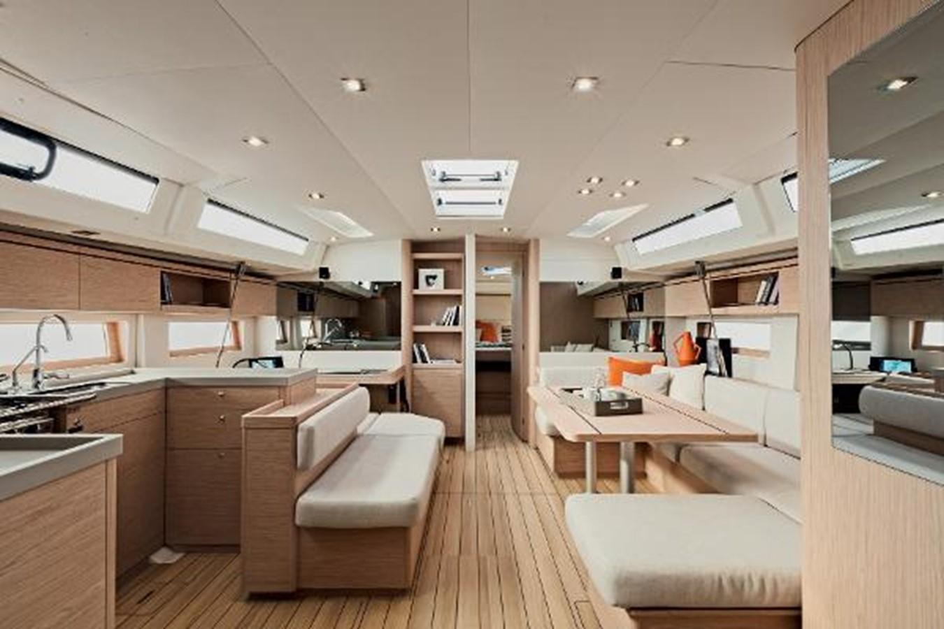 2019 BENETEAU Oceanis 51.1 Cruising/Racing Sailboat 2461897