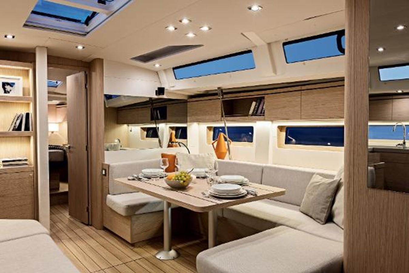2019 BENETEAU Oceanis 51.1 Cruising/Racing Sailboat 2461899