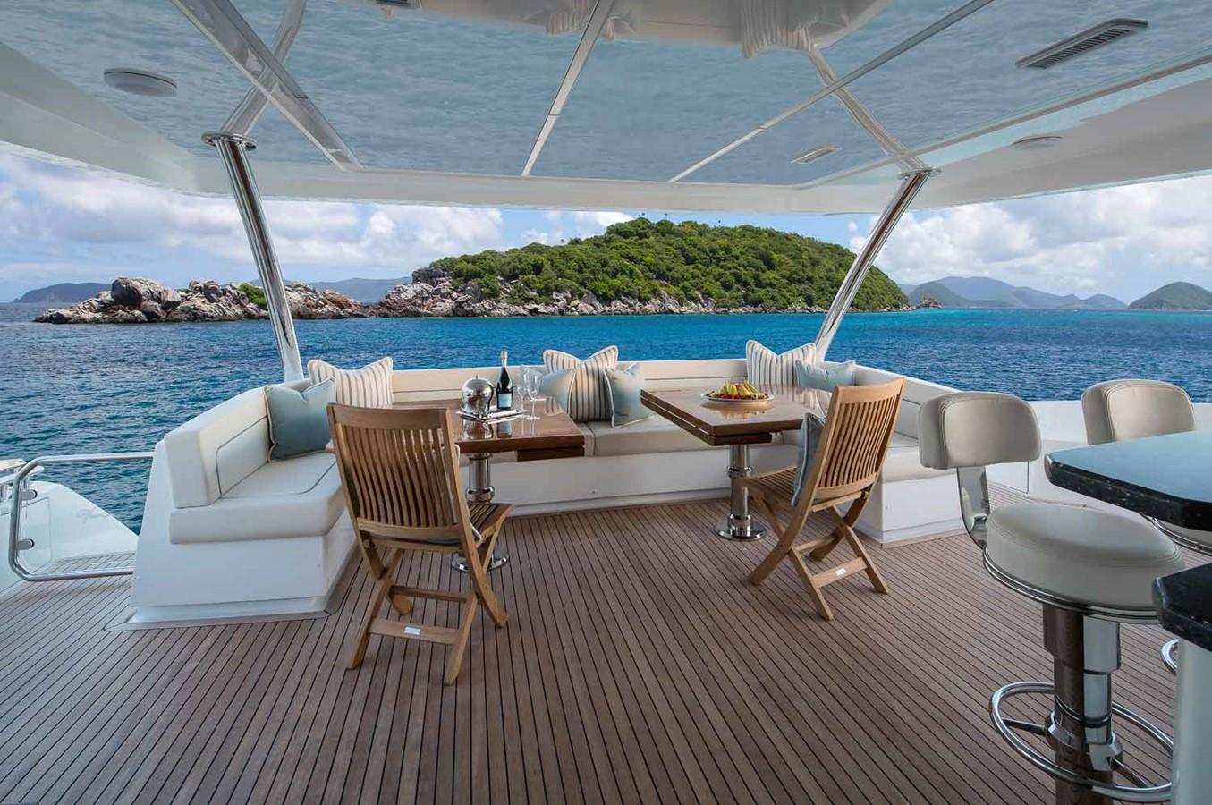 2019 VIKING Enclosed Bridge Motor Yacht 2463996