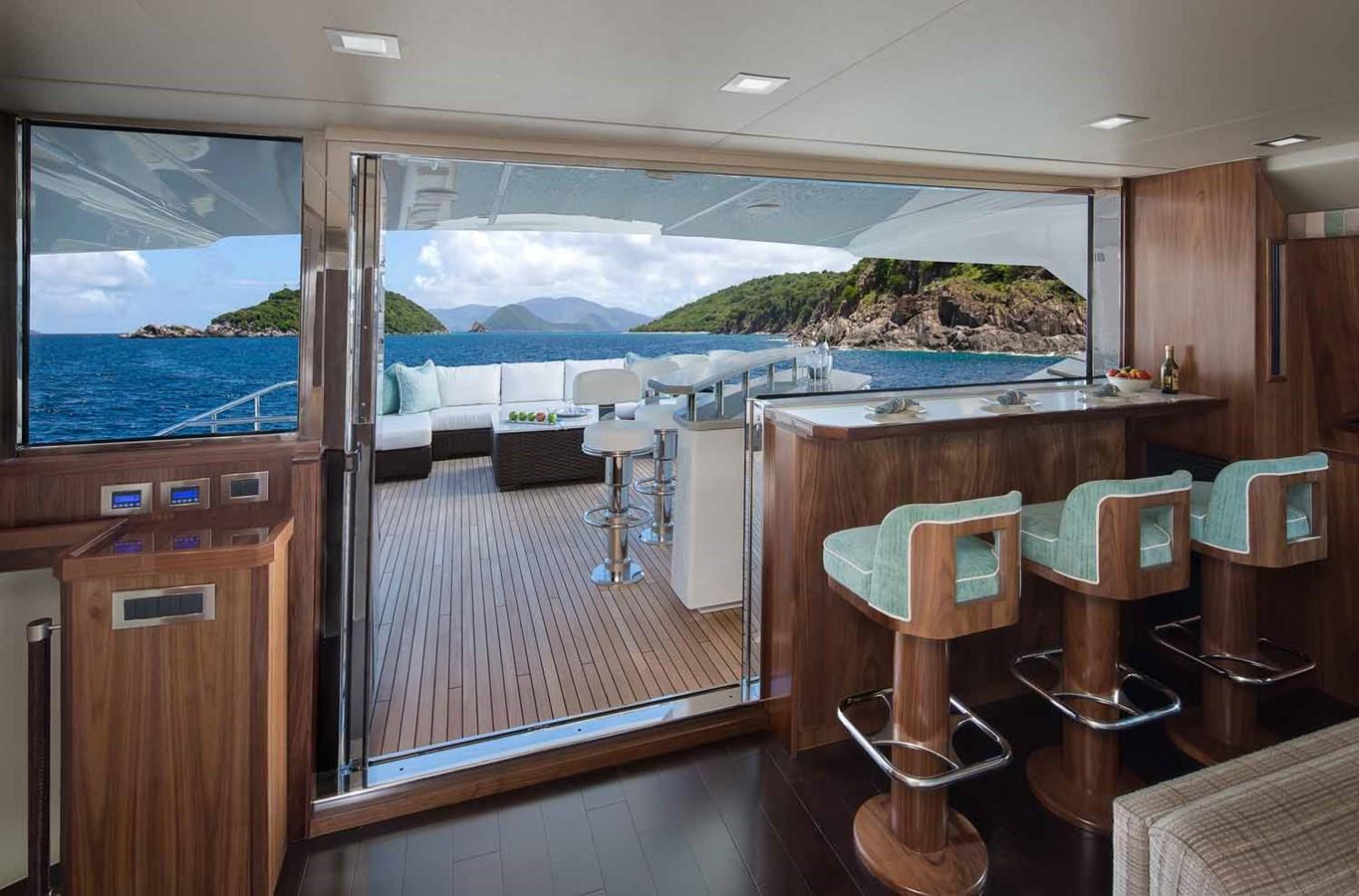2019 VIKING Enclosed Bridge Motor Yacht 2463998